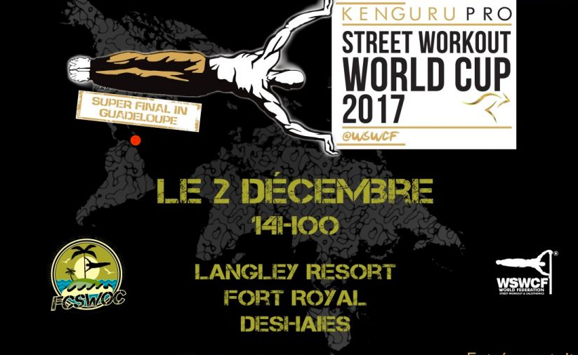 affiche SBLworkout SuperFinale World Cup 2017