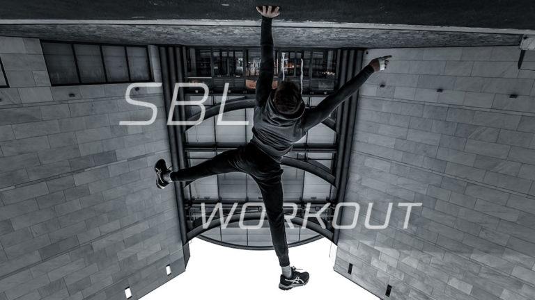 Antoine Lacotte feat Vyacheslav SAKOVICH ( isaevworkshop ; SBLworkout )